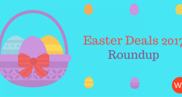 Easter deals 2017 roundup