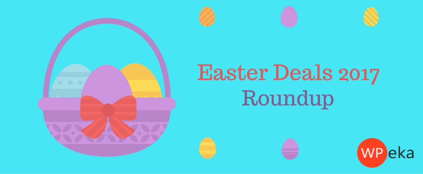 Easter deals 2017 roundup