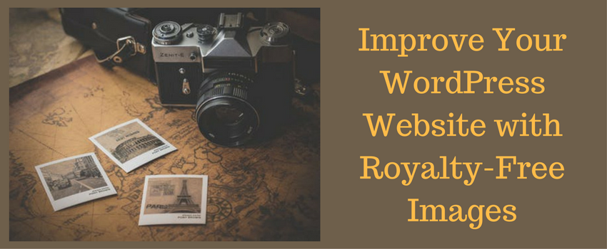 Improve Your WordPress Website with Royalty-Free Stock Images