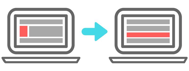 How to Fix the Sidebar Below Content Error in WordPress