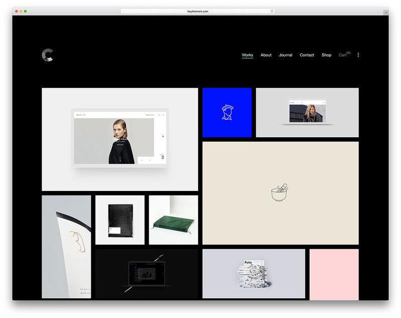 calafate-unique-theme-for-designers