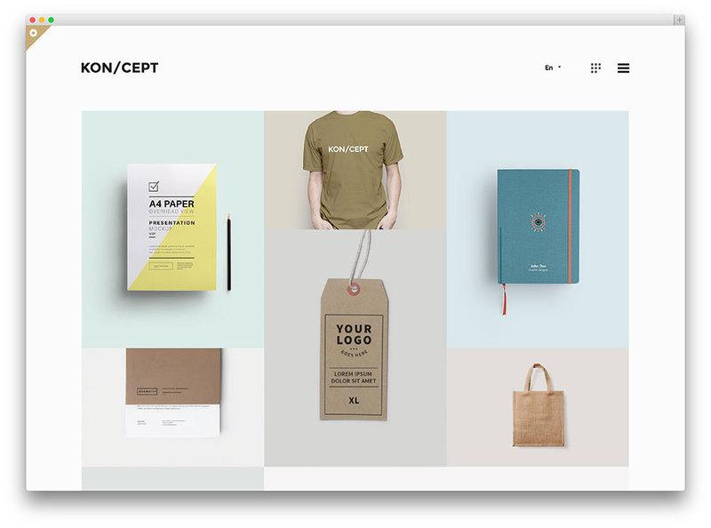 koncept-creative-designer-portfolio