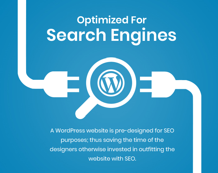 Optimized for Search Engines