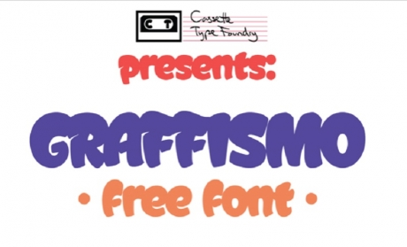 graffismo-free-display-font