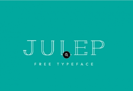 julep-free-parallel-typeface-font