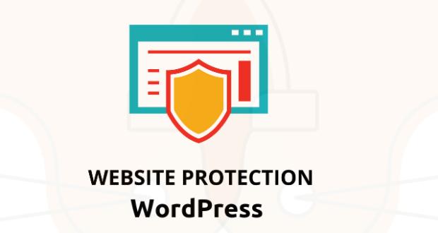 Protect WordPress Site