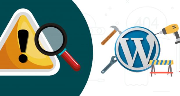 fix common WordPress issues
