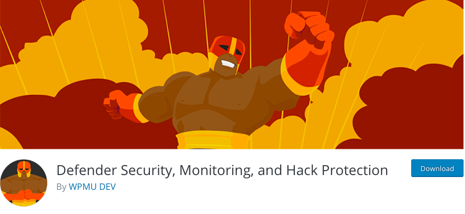 Defender WordPress security plugins