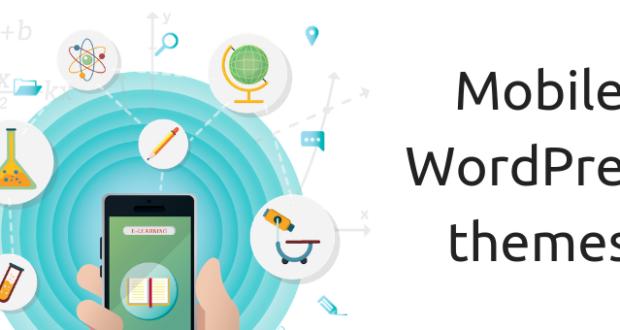 mobile wordpress themes
