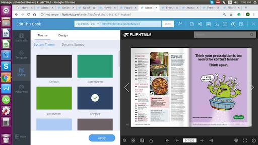 HTML5 Magazine