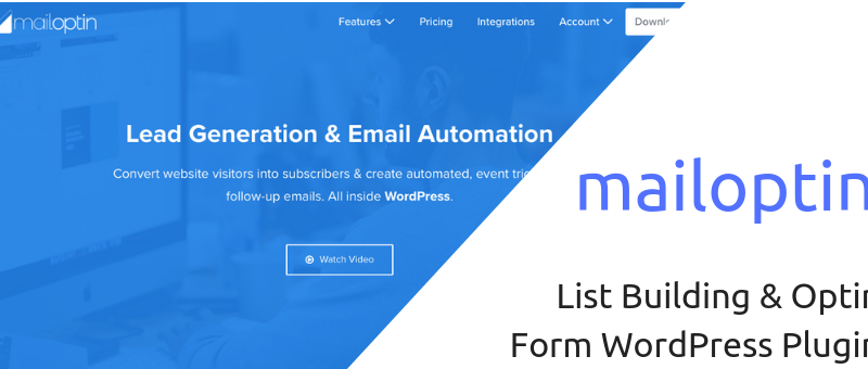 Best WordPress emailing list building plugins in 2019