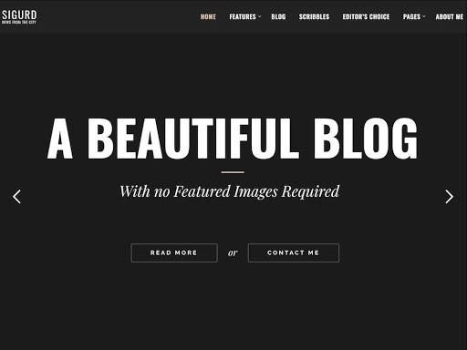 Lifestyle WordPress Blog Themes