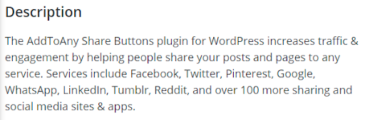 promote wordpress plugin