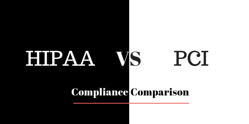 PCI vs HIPAA