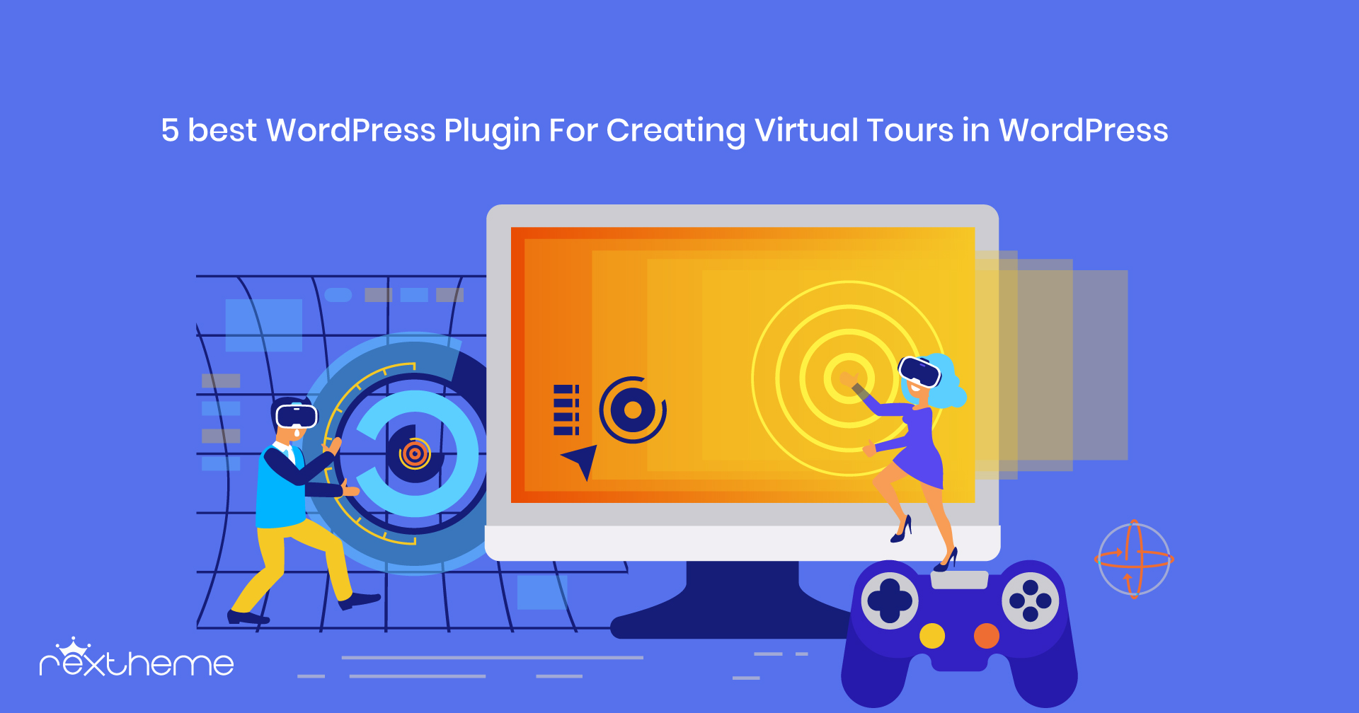5 best plugins for Virtual Tours in WordPress