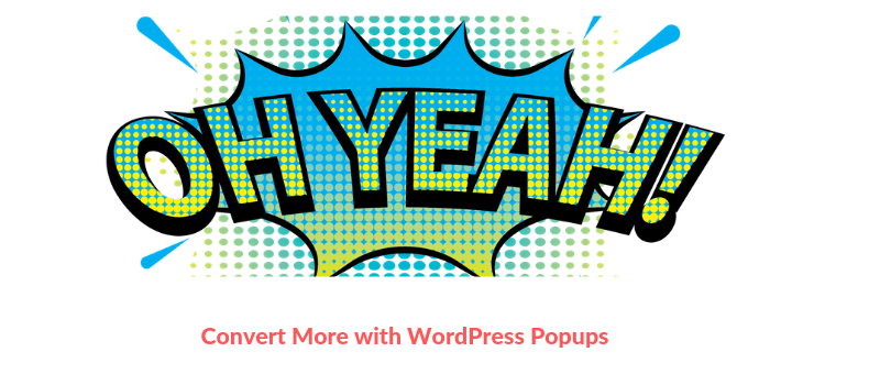 WordPress popups
