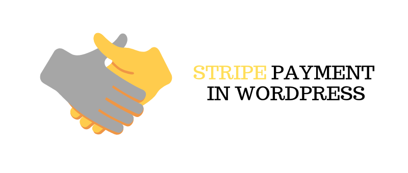 Stripe in Wordpress