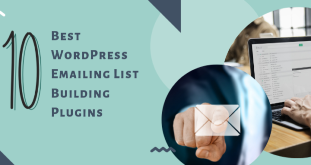 WordPress Emailing List Building Plugins