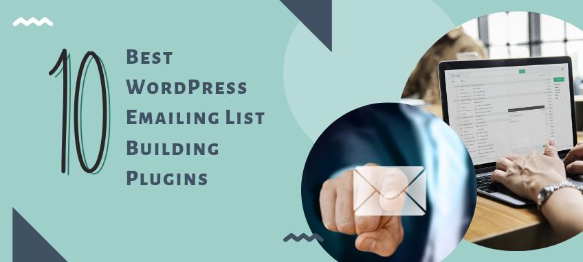 WordPress Emailing List Building Plugins
