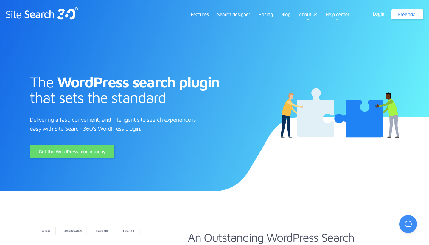 site search 360 wordpress plugin