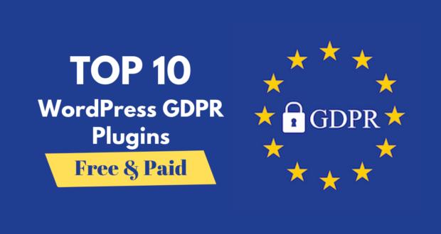 GDPR WordPress Plugins