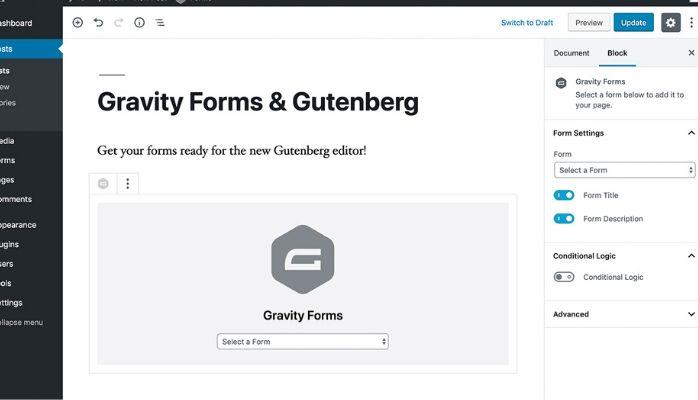Gravity Forms | WordPress Survey Plugins | Wpeka