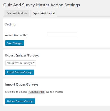 Quiz and Survey Master | WordPress Survey Plugins | Wpeka